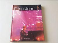 Elton John Hardbacks (2) - As New. Priced Individually
