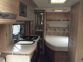 Elddis Autoquest 155 (October 2016) still under warranty and lots extras!