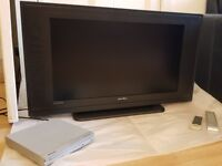 32 Inch Matsui TV with DVD Player