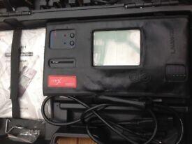 Car Diagnostics, Launch X431 Pro vehicle diagnostic computer in good working condition.