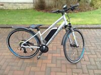 Carrera Crossfire-E Women's Electric Bike