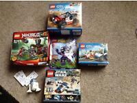 New Lego joblot