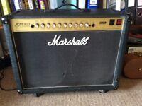 Marshall JCM 900 212 vintage valve guitar amp