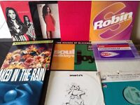 "Lot 5 Classic 12"" house vinyl mixed bag of 20"