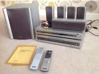 Sony Home Theatre System.