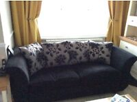 3 Seater sofa in very good condition from smoke free home