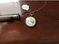1875 Centre Seconds Chronometre Pocket Watch