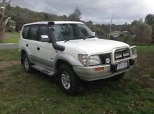 1997 Toyota LandCruiser Prado Grande Eltham North Nillumbik Area Preview