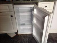 Under counter fridge. Excellent condition