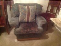 Armchairs X 2 free to good home