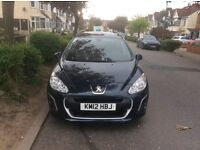 2012 PEUGEOT 308 start/stop SW 1.6 AUTOMATIC DIESEL 1 YEAR MOT ONLY 52000 MILES(Zafira,sharan)