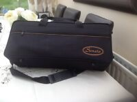 Sonata Trumpet in carrying case in good condition.