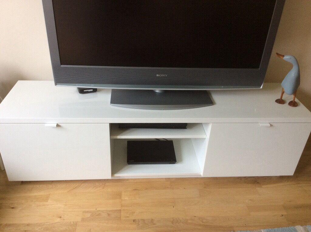 Ikea Byas High Gloss White To Unit In Islington London Gumtree