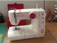 Toyota sewing machine model fsl 18 rs series a