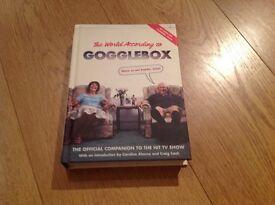 "Book ""The World According to Gogglebox"""