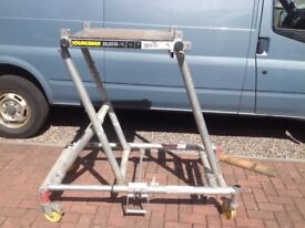 Wheeled Scaffold Access Platform Tower Aluminium