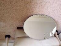 Next Oval Mirror