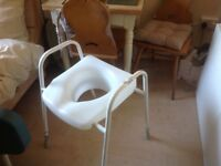 Disability Stability Toilet Aid