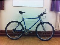 "Men's Mountainbike - fully refurbished 20"" Diamond Back, front suspension, 26"" wheels, 18-speed"