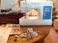 Sewing machine and much more
