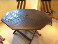 Good Quality Garden Furniture - ideal for upcycling