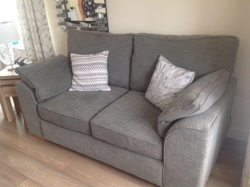 Surprising Stamford Grey Leather Sofa Bralicious Painted Fabric Chair Ideas Braliciousco