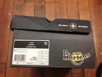 Dr Martens black safety trainers size 9 (UK/43 Euro) - steel toecap