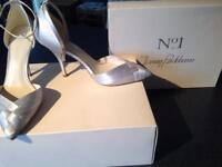 Wedding or evening shoes by Jenny Packham