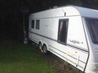 Coachman laser caravan 590/5 2003