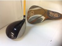 Ping G10 driver 10.5