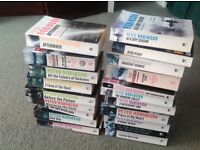 Inspector Banks by Peter Robinson book collection