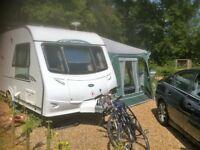 Dorema Montana Caravan Awning Size 8 + Matching Tall Annexe