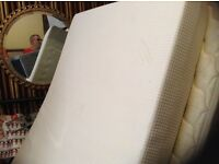 Kingsize mattress memory foam,£65.00