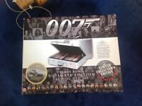 James Bond 40 disc DVD set