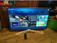 Samsung 40 inch LED Smart TV with Wi-Fi Apps and Freeview HD