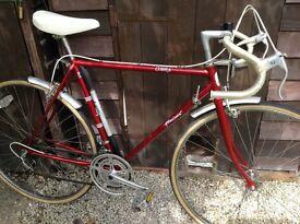 Gents Road Bike - Vintage