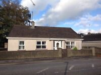Beautiful cosy 4 bedroom townhouse bungalow close to Omagh town centre