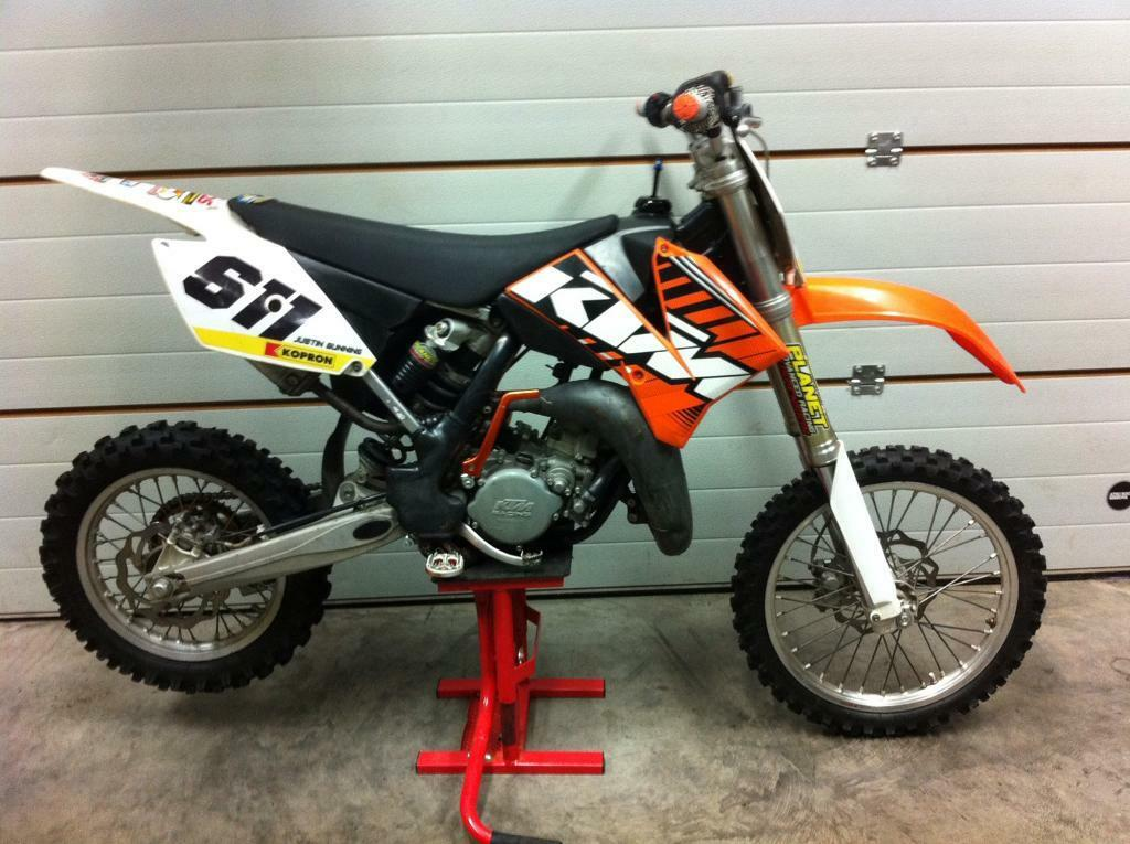 Ktm 85 sx NOW SOLD...NOW SOLD...