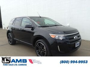 2014 Ford Edge SEL 201A AWD Navigation Moonroof MyFord Touch SYN