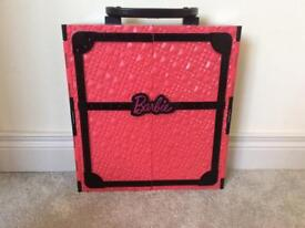 Pink Barbie Closet In Perfect Condition