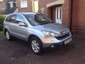 Honda CR-V 2007 Only 66000 Miles Full Service History Immaculate Throughout