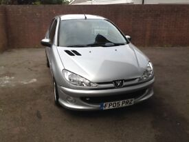 Peugeot 206 2.0 HDI , original condition throughout