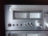 JVC 1978 hi fi seperates