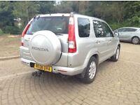 stunning fully loaded satnav etc Honda CRV Auto £3500