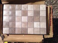 Pamesa mosaic style large wall tiles