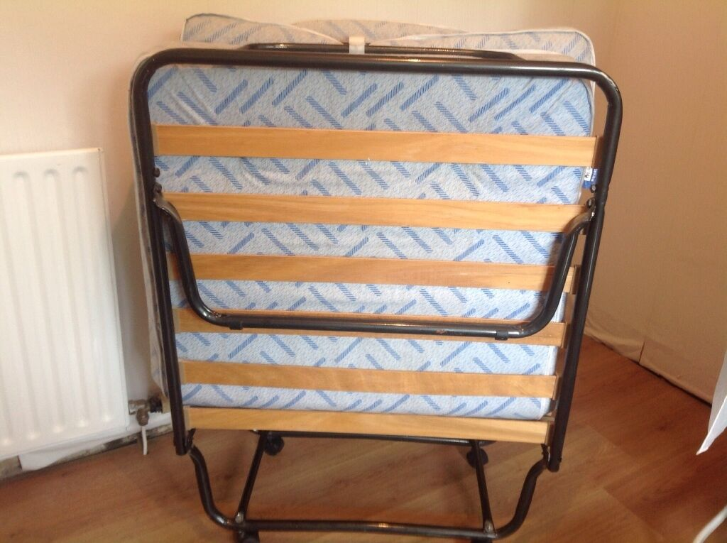 Gumtree Electric Adjustable Beds : Single fold up bed z hardly used in callander