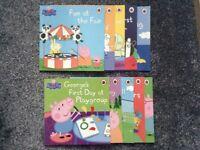 10 Paperback Peppa Pig Story Books Ladybird Book Set