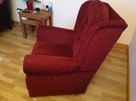 HSL Hampton relax petite fixed chair