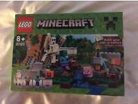 Minecraft Lego, The Iron Golem.