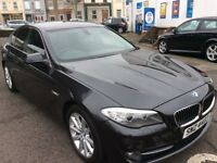 BMW 520D SE AUTO SAT NAV PRISTINE CONDITION